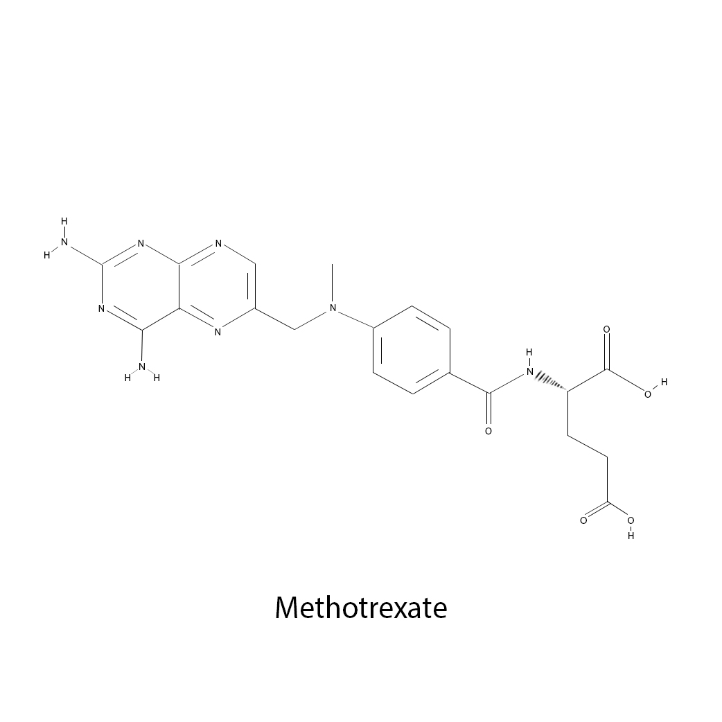 methotrexate structure