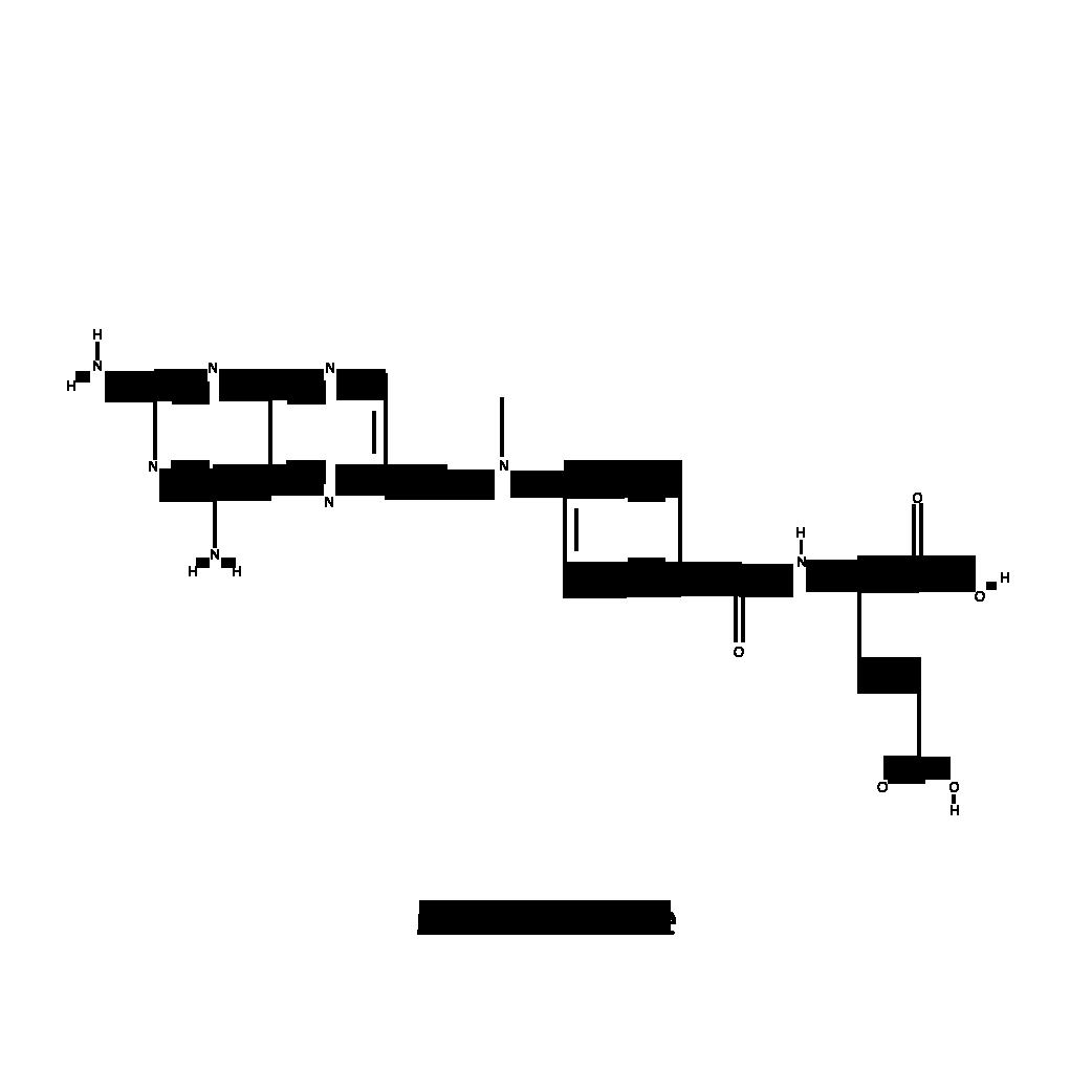 methotrexate molecule