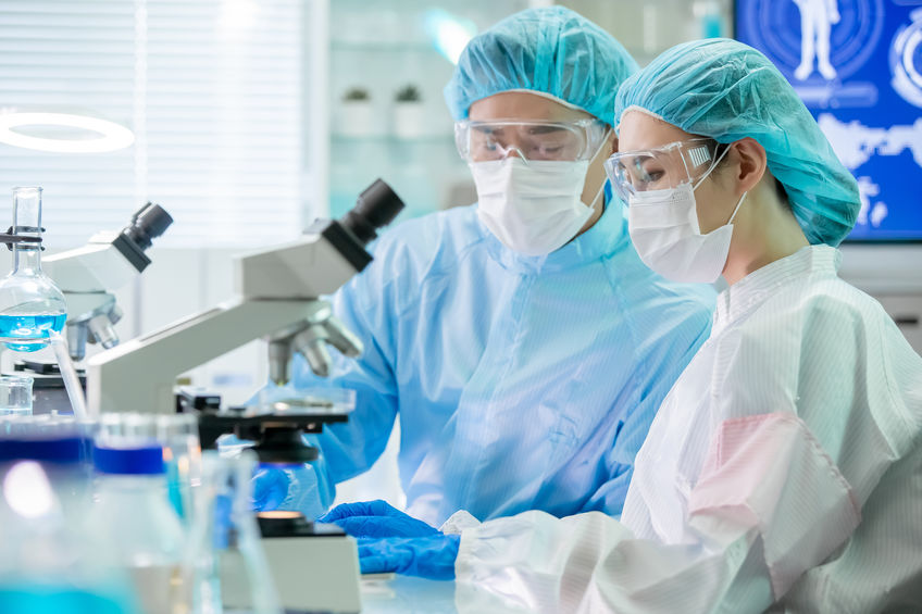 Biotech research